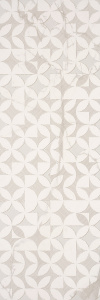 Infinity  400x1200 Wall Decor White Matt