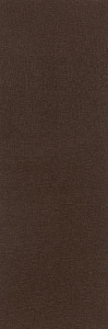 Lotus Texture 300x900 Wall Base Brown Matt