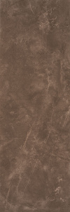 Avangard 400x1200 Wall Base Brown Glossy