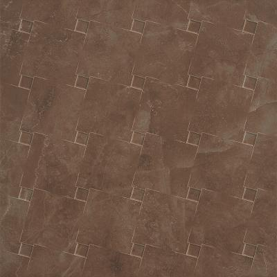 Avangard 600x600 Floor Decor Brown Matt