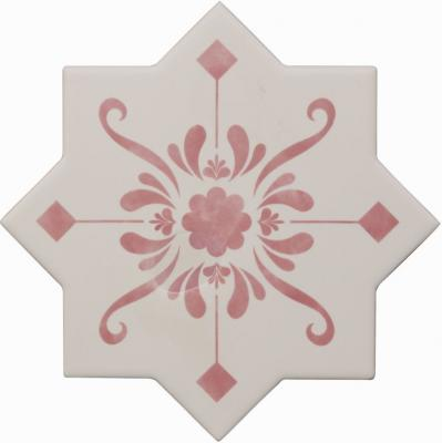 Becolors Star Dec. Stencil Coral 13.25х13.25