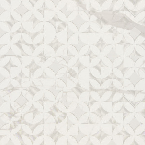 Infinity  600x600 Floor Decor White Glossy
