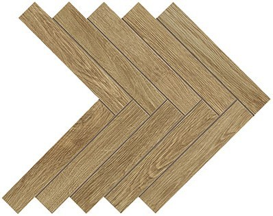 Керамогранит AN4B Arbor Natural Herringbone 36,2x41,2