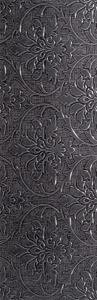 Lotus 300x900 Wall Base Anthracide Glossy