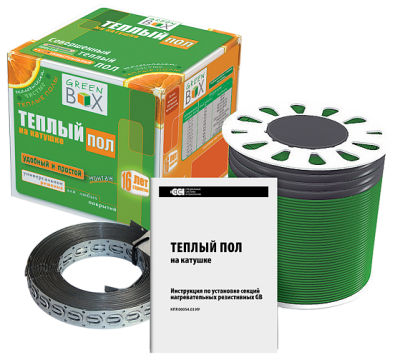 "Комплект ""GREEN BOX"" GB-500"